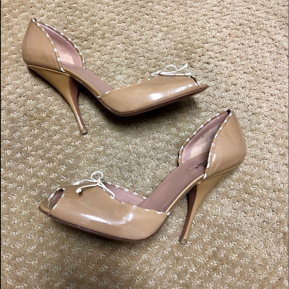 c762c3f3ae625 Alaia Shoes | Alaa Heels Never Worn Size 4010 Made In Italy | Poshmark